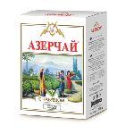 Чай черный Азерчай с Чабрецом 100 гр. карт. упак