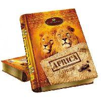 """КОФЕ CARTE DE ORO Кофейная Книга """"Африка"""" 150 гр ж\б"""