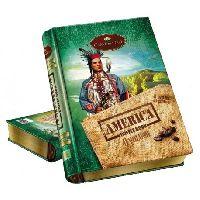"""КОФЕ CARTE DE ORO Кофейная Книга """"Америка"""" 150 гр ж\б"""
