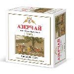 Аzercay  чёрный чай  Букет 100 пакетов
