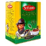 Чай St.clair's PEKOE 250 гр. черный ср/лист