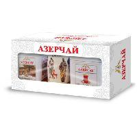 Азерчай подарочный набор 200 гр чая +кружка