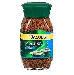 Jacobs Monarch  без кофеина  95гр стекло