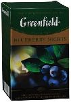 GREENFIELD BLUEBERRY NIGHTS 100 грамм