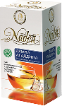 """Nadin """"Лампа Алладина"""" ароматизированный черный 25 пакетов"""