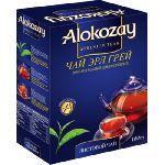 ЧайAlokozay черный с бергамотом 100 гр