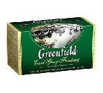 GREENFIELD EARL GREY FANTASY 25 пакетов