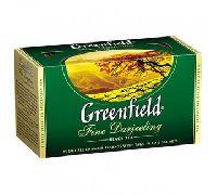 GREENFIELD FINE DARJEELING 25 пакетов