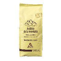 Кофе Arabica de la Montana BARON DEL CAFE зерновой 1кг Колумбия