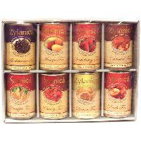 Чай ZYLANIKA Набор подарочный фруктовый (черный) 240 гр