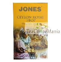 Чай JONES CEYLON ROYAL FBOP 200 гр