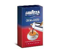 Lavazza Crema e Gusto 250гр молотый вакуумная упаковка