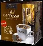 """Кофе Koffesso """"Espresso Superiore"""" порционный молотый 10 сашетов"""
