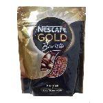 Кофе Nescafe Gold Barista  75 гр молотый в растворимом, пакет