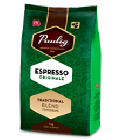 Paulig Espresso original 1кг зерно