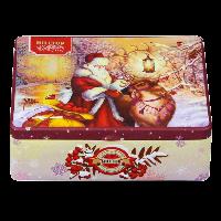 """Чай Hilltop шкатулка """"Праздничное путешествие"""" 200 гр"""