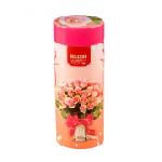 Чай Hilltop Высокая овальная банка Роскошные розы 100 гр