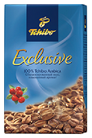 Tchibo exclusive 250гр молотый